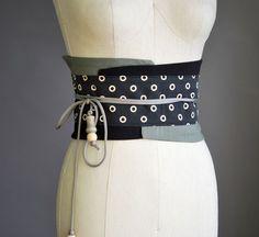 wrap belt (via: etsy shop PeekoApparel)