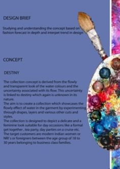 Design Brief & Concept