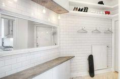 www.esny.se Subway tiles and concrete countertops
