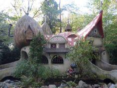 Viajar con niños a lugares llenos de fantasía - Parque Magico Efteling - Holanda