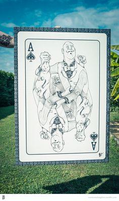 magician card magic by foxxmax.deviantart.com on @deviantART