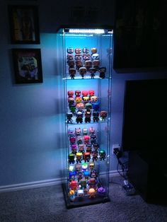 pop vinyl box display - Google Search