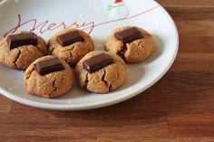 The Vegan Chickpea: Peanut Butter Chocolate Cookies