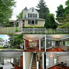 Beautiful colonial home 4b/ 3bth located in #Demarest #nj  blue ribbon  school  asking $549000