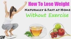 How to Lose Weight in 7 Days without Exercise at Home? But HOW? Are you looking for the weight loss tips and tricks? If 'Yes', then stop your search. Because we are here to help you and guide you. We will tell you the best tips through which you can easily lose weight within no time.