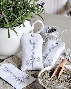 Lavender is a delightful fragrance for home👌 Lavender Bags, Lavender Sachets, Handmade Tags, Fabric Tags, Hand Embroidery, Fragrance, Place Card Holders, Sewing, Instagram Posts