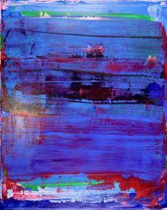 "Saatchi Art Artist Nestor Toro; Painting, ""Night time Terrain II"" #art"