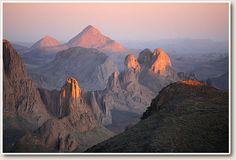 Hogar Mountains Algeria