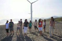 Directions. Bangui Windmills, Ilocos.