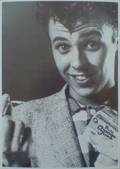 Bedders from Madness.  Cute!