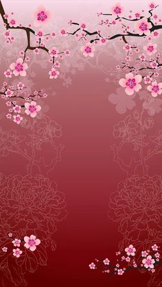 Best Ideas For Wall Paper Iphone Flowers Phone Backgrounds Cherry Blossoms Cherry Blossom Wallpaper, Cherry Blossom Background, Flowery Wallpaper, Go Wallpaper, Flower Background Wallpaper, Cute Wallpaper For Phone, Cellphone Wallpaper, Flower Backgrounds, Phone Backgrounds