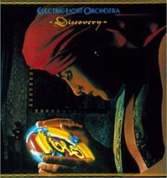 Great Album Cover from Electric Light Orchestra