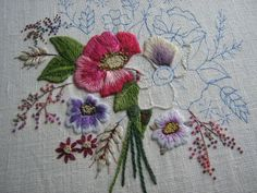 ELLA'S CRAFT CREATIONS beautiful embroidery pieces!
