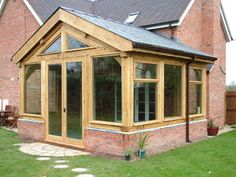 Garden Rooms & Extensions - Sherwood Oak Buildings