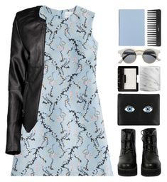 """Eyes"" by chelseapetrillo ❤ liked on Polyvore"