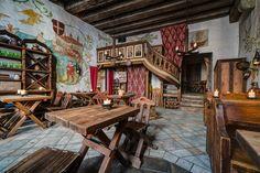 Olde Hansa in Tallinn, Estonia. Google Indoor Street View. Nordic360. Restaurant. Old Town. Medieval. Photography.