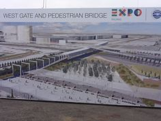 West Gate #Expo2015 #ExpoMilano2015 #ExhibitionSite
