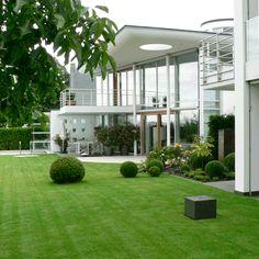 Poolgarten - Moderne Gartenplanung - Köln - Gartenplus ... Grundprinzipien Des Gartendesigns