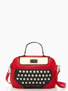 all typed up clyde - kate sp... from katespade.com on Wanelo