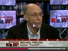 Let's reclaim cooking to save the food system, says Michael Pollan