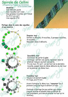 free seed bead patterns and instructions Beading Patterns Free, Seed Bead Patterns, Beaded Bracelet Patterns, Beaded Necklace, Weaving Patterns, Bead Earrings, Beaded Bracelets, Seed Bead Tutorials, Seed Beads