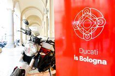 Ducati è Bologna