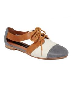 f640140b93b Calvin Klein Women s Kelcey Oxfords Shoes - Macy s · Steve Madden ...