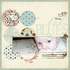 Scrapbooking Inspiration: May 28, 2012 - Club CK Blog - Club CK - The Online Community and Scrapbook Club from Creating Keepsakes