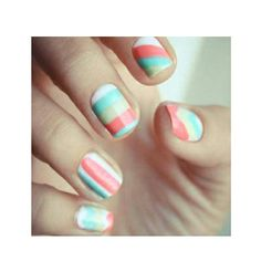 9 Nail-Design Ideas That Put French Manicures to Shame - Makeup - Skin & Beauty - Daily Glow