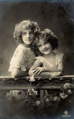 Grete and girl