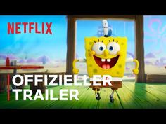 The SpongeBob Movie: Sponge on the Run | Trailer | German Version | Netflix Germany, Austria and Switzerland! Trailer, Netflix, Cinema, Guy Best Friend, Bffs, Movies, Spongebob, Movie Theater