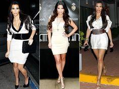 Kim Kardashian (from www.fashionismo.com.br)