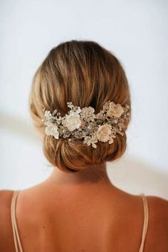 Outstanding... Simple Wedding Hairstyles For Medium Length Hair!