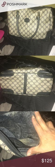Gucci satchel info used satchel Gucci satchel information 13 inches L 10 inches deep serial number is 002.•104•0033 questions just ask Gucci Bags Satchels
