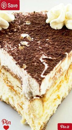 Tiramisu Cheesecake Refrigerated 2 Eggs large Baking & Spices cup Cornstarch 25 1/3 tbsp Sugar 2 tbsp Vanilla Pure Snacks 24 Ladyfingers Drinks 2 tbsp Espresso or strong coffee Instant 1 For the coffee mixture Dairy 3 (8 oz.) packages Cream cheese full fat 2 cup Double creme 1 (8 oz.) carton Mascarpone cheese Beer Wine & Liquor 2 tbsp Coffee-flavored liqueur Liquids 9/16 cup Water Hot #delicious #diy #Easy #food #love #recipe #recipes #tutorial #yummy @Mommas Kitchen - Make sure to follow…