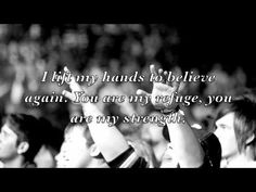 Chris Tomlin- I Lift My Hands- Lyrics
