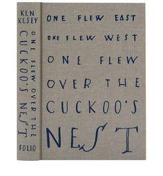 One Flew Over the Cuckoo's Nest | Folio Illustrated Book