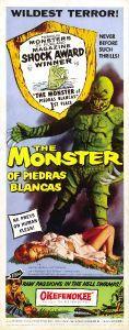 The Monster of Piedras Blancas (1959, USA) / Okefenokee (1959, USA)