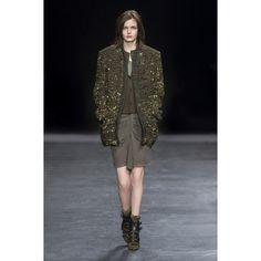 Isabel Marant - Ta embellished wool jacket