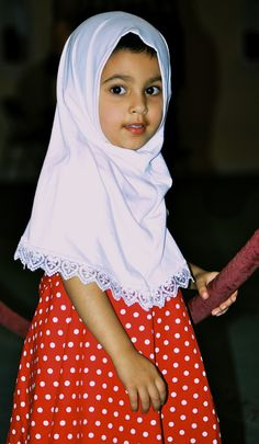child, Muslim, innocence
