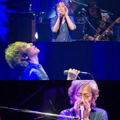 佐野元春 & THE COYOTE GRAND ROCKESTRA 35周年アニバーサリー・ツアー。2016.3.26 東京国際フォーラム・ホールA、初日より