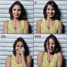 Photographer Captures Subjects After a Glass (or Two, or Three) of Wine | Mental Floss