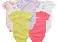 As 10 peças de roupas que os bebês mais usam