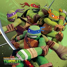 Take a look at the Teenage Mutant Ninja Turtles event on zulily today!