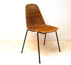 Hoop designstuhl rattan natur dastruckerhq pinterest for Design korbstuhl
