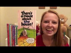 Usborne There's a Mouse About the House - YouTube Usbornebookbattalion.com Find me on Facebook, youtube, & instagram @usbornebookbattalion