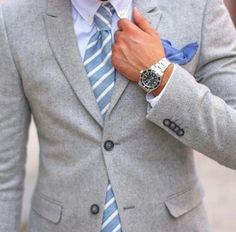Cool men suit | www.ScarlettAvery.com