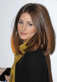 Olivia Palermo love length, color and cut!
