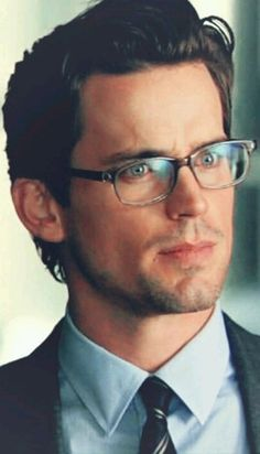 Matt Bomer, I want this under my charlie brown tree.