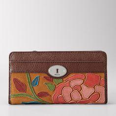 FOSSIL® Handbag Collections Maddox:Women Maddox Zip Clutch SL3861